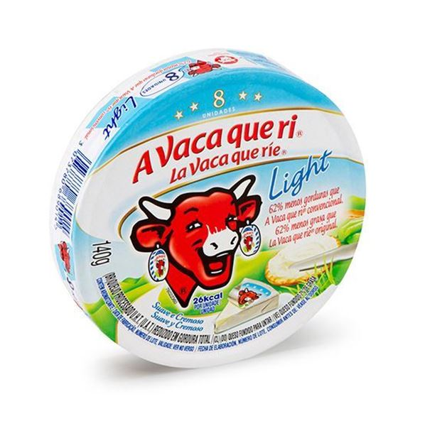 Picture of THE LAUGHING COW CHEESE LIGHT 140 G (FRANCIA)