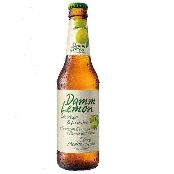 Picture of DAMM LEMON 330 ML (SPAIN)