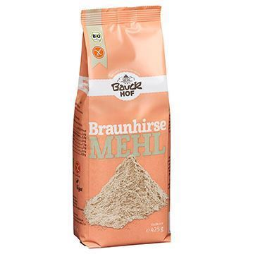 Picture of ORGANIC MILLET FLOUR 425 GR - GLUTEN FREE (GERMANY)