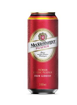 Imagen de MECKLENBURGER PILSENER 5% 500 ML (ALEMANIA)