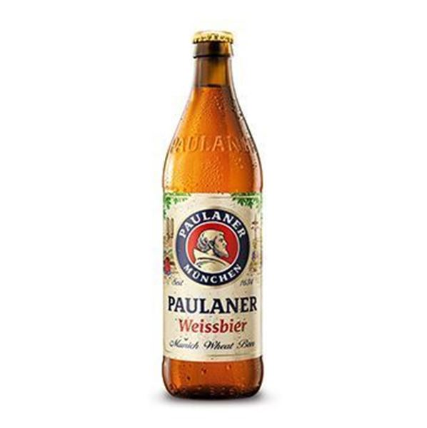 Picture of PAULANER WHEAT BLOND 500 ML (GERMANY)