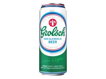 Picture of GROLSCH 0,0% ALCOHOL CAN 500 ML (HOLLAND)