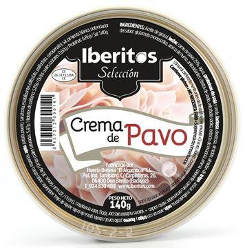 Imagen de CREMA DE PAVO - SIN GLUTEN 140 GR (ESPAÑA)