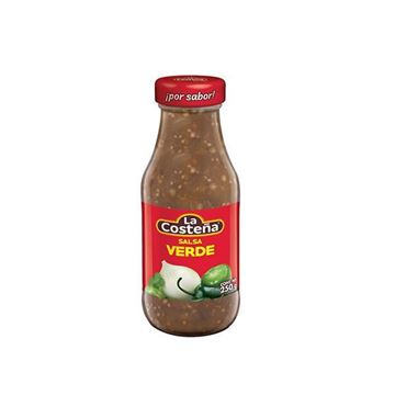 Picture of GREEN MEXICAN SAUCE 250 GR (MEXICO)