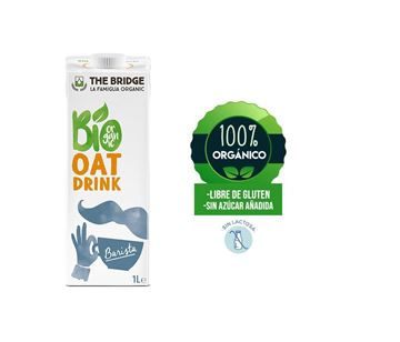 Picture of BIO OAT BARISTA 1 LT - NO ADDED SUGAR (ITALY)