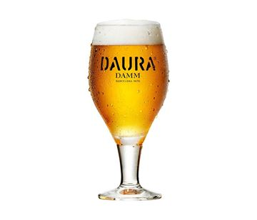 Picture of Damm Daura Copa Export 33 cl - Pack x 6