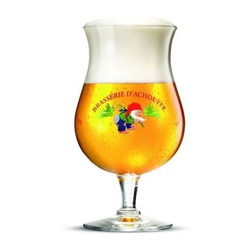 Picture of Duvel Chouffe glas 330 ml - Pack x 6