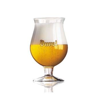 Picture of Duvel Copa glazen 33 cl - Pack x 6