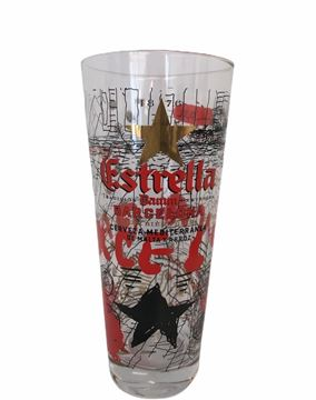 Picture of Damm Export Gift glass - Pack x 6