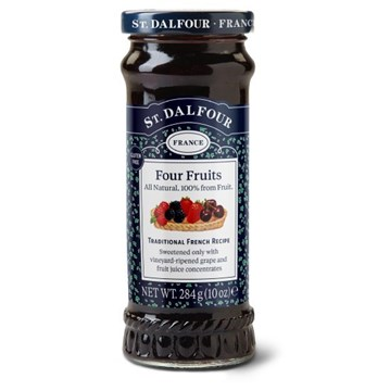 Picture of StDalfour refresh 10oz 3D four fruits gluten free UK