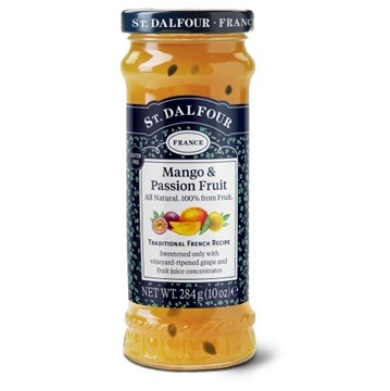Picture of StDalfour refresh 10oz 3D pineapple mango gluten free UK