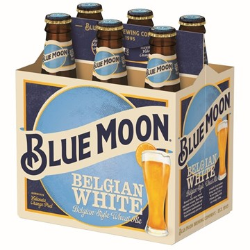 Picture of BLUE MOON  355 ML (USA) SIX PACK